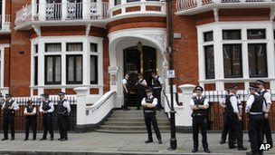 Ecuadorean Embassy, London