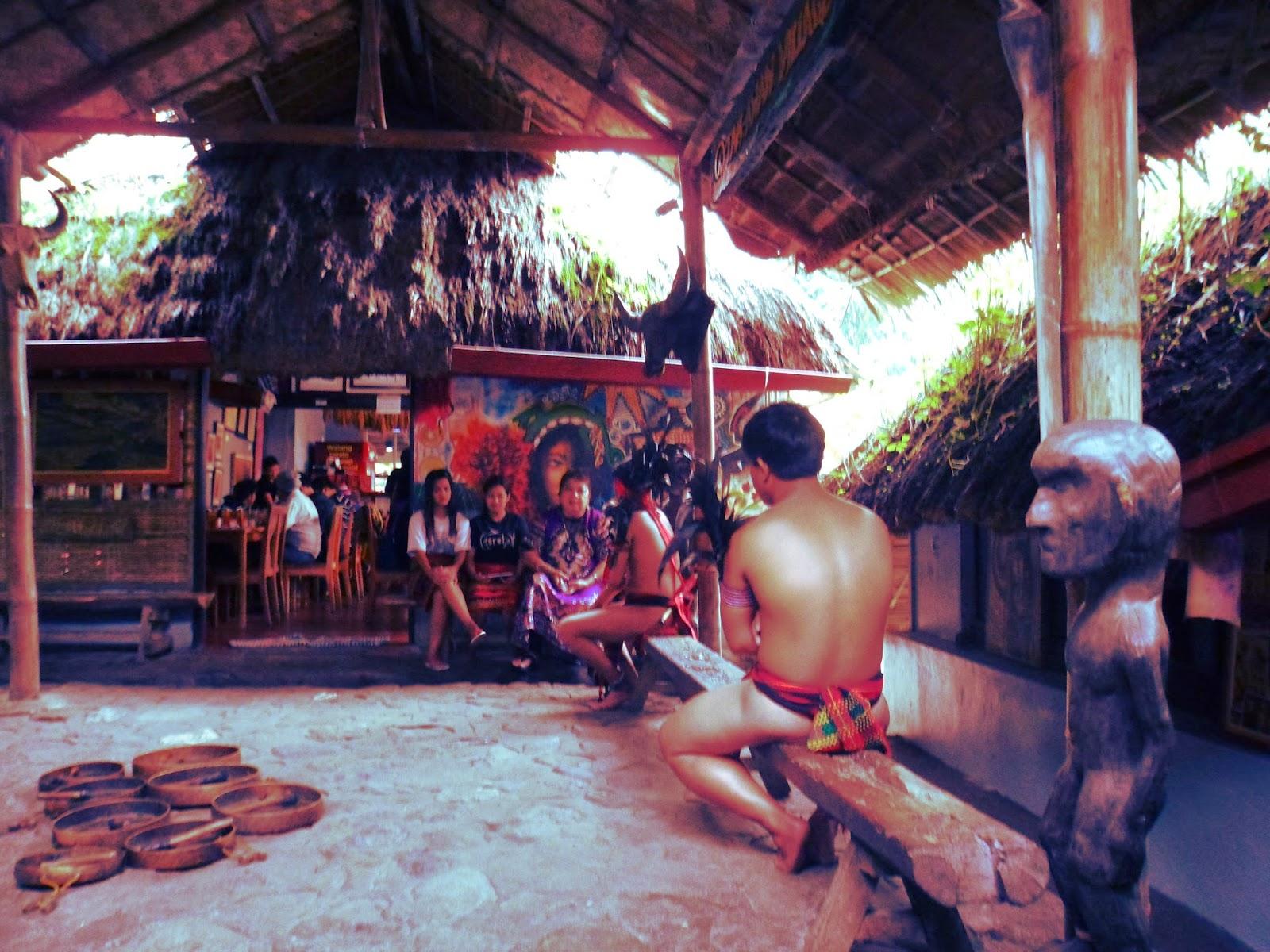 Tam-awan Village Baguio