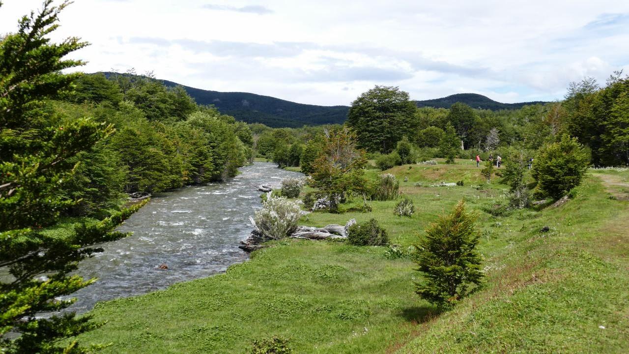 Tierra del Fuego Nationalpark - Flüsse