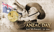 Tomorrow , ANZAC Day we remember the ultimate sacrifice made by the men and . (anzac )