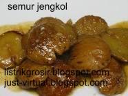 Semur Jengkol