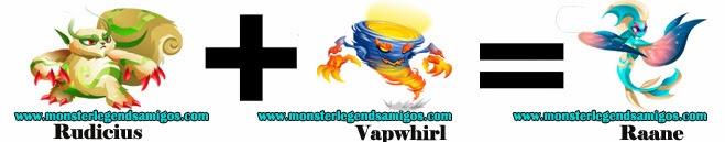 como obtener el monster raane en monster legends formula 2
