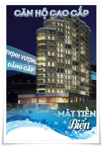 Bán căn hộ cao cấp Thuỷ Tiên Resort