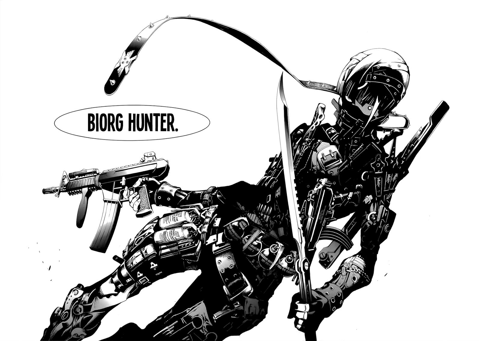 Actu Manga, Biorg Trinity, Critique Manga, Kaze, Kaze Manga, Manga, Oh Great,