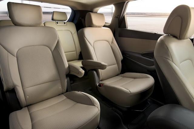SUV Hyundai Santa Fe 2013