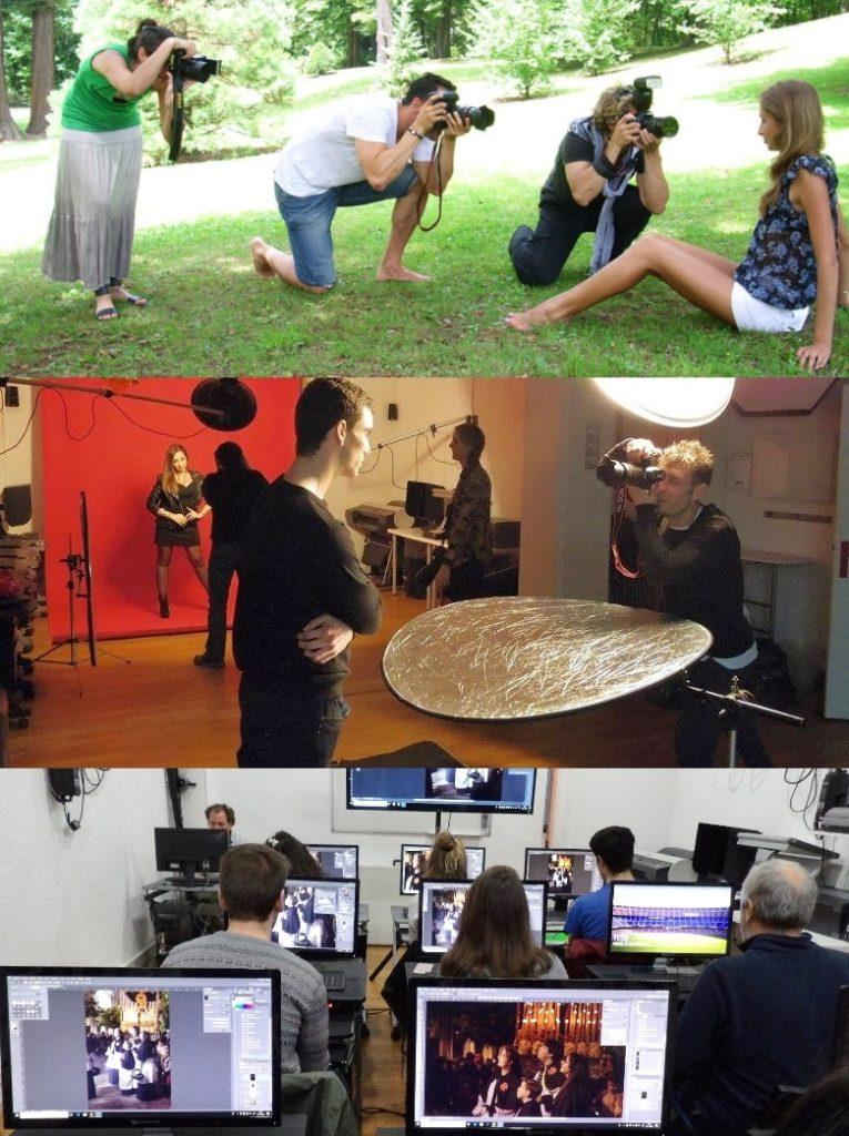 Escuela Fotografía