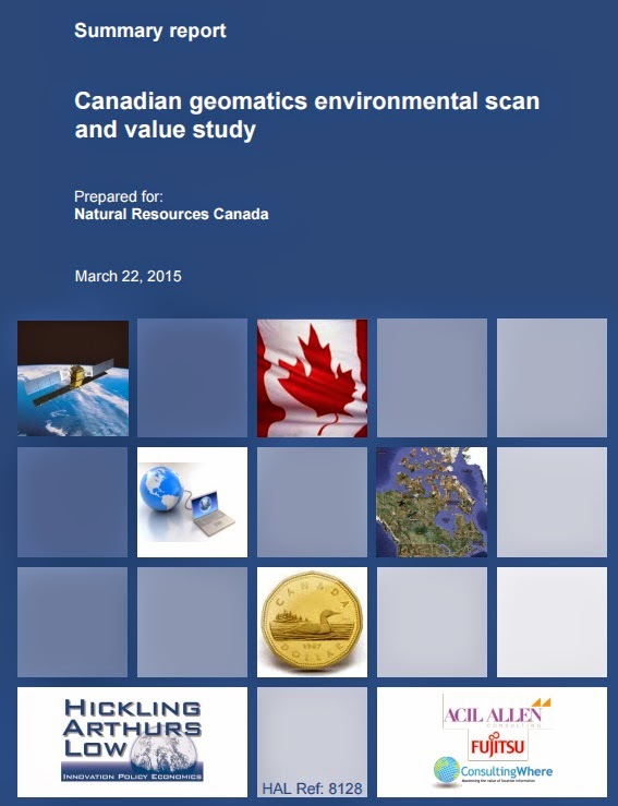 environmental scan and summary 1