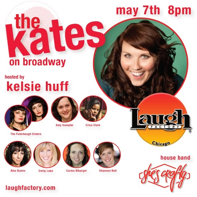 the kates - Live @ Laugh Factory!