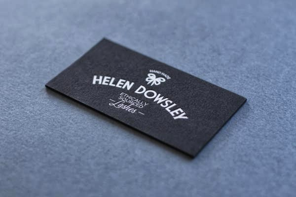 60 Examples Luxury and High Quality Business Cards