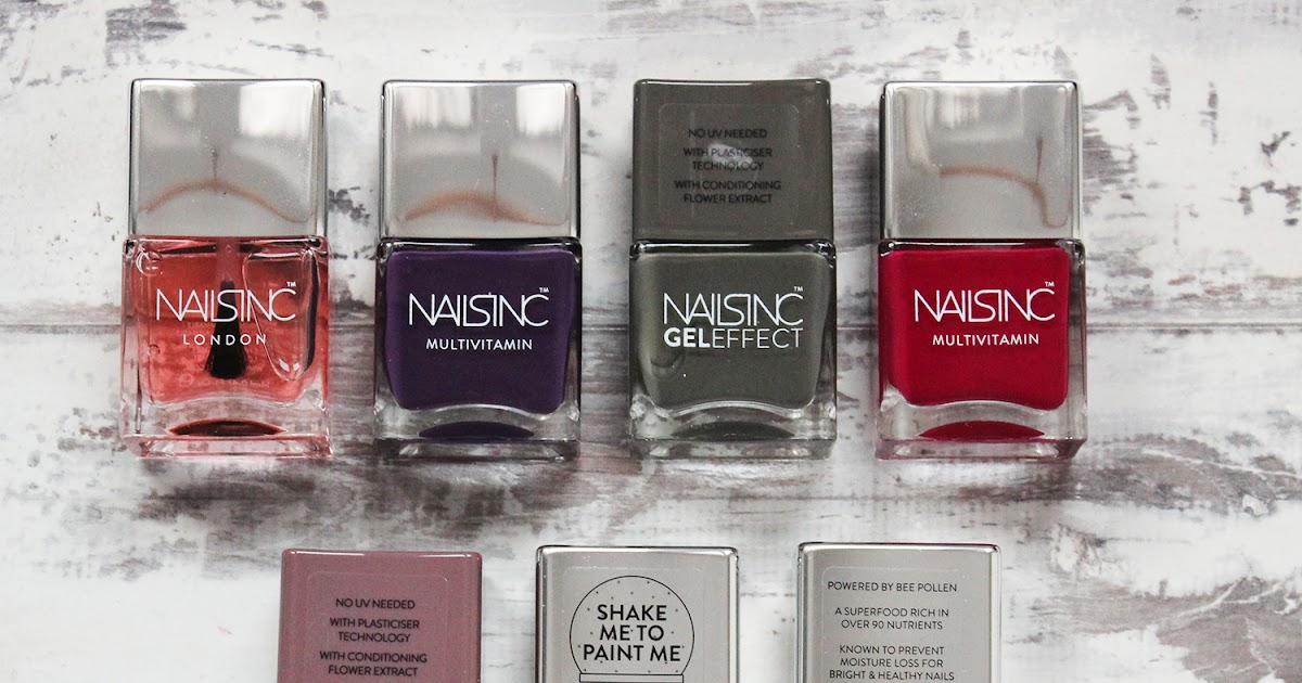 Nails inc gel one coat nail polish in piccadilly court