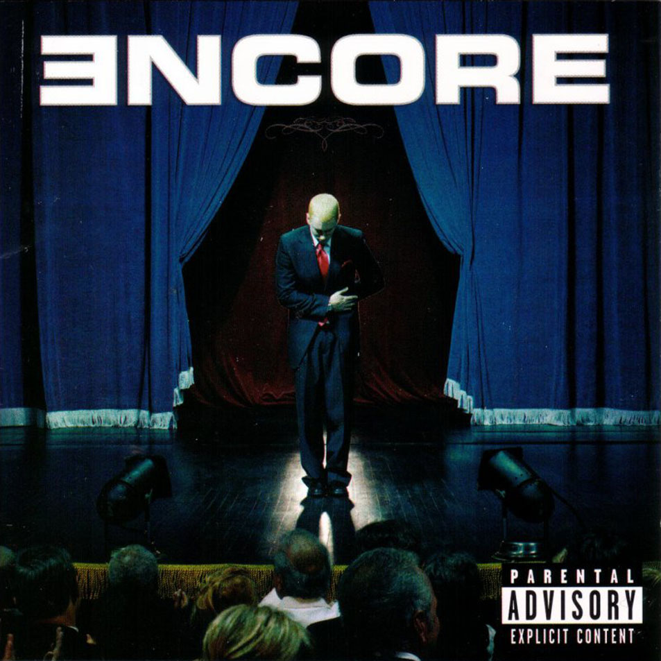 Happy Robot: Album Covers: Eminem