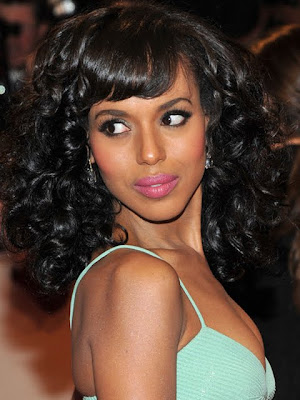 Kerry Washington Diamond Earrings