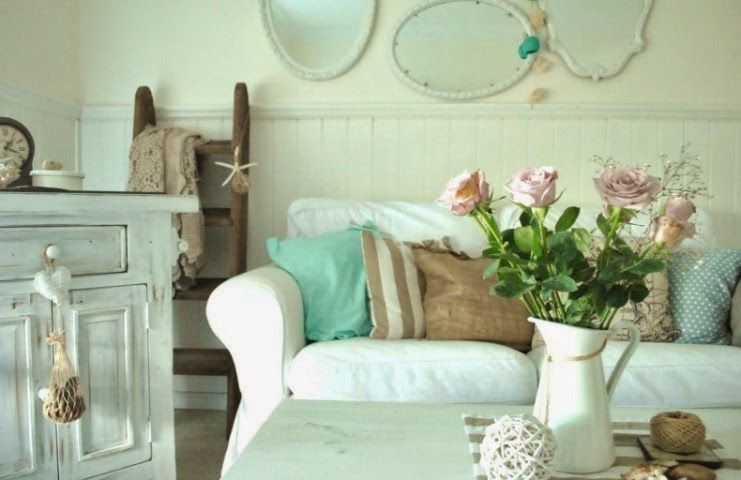 popular shabby chic paint colors wall painting ideas and