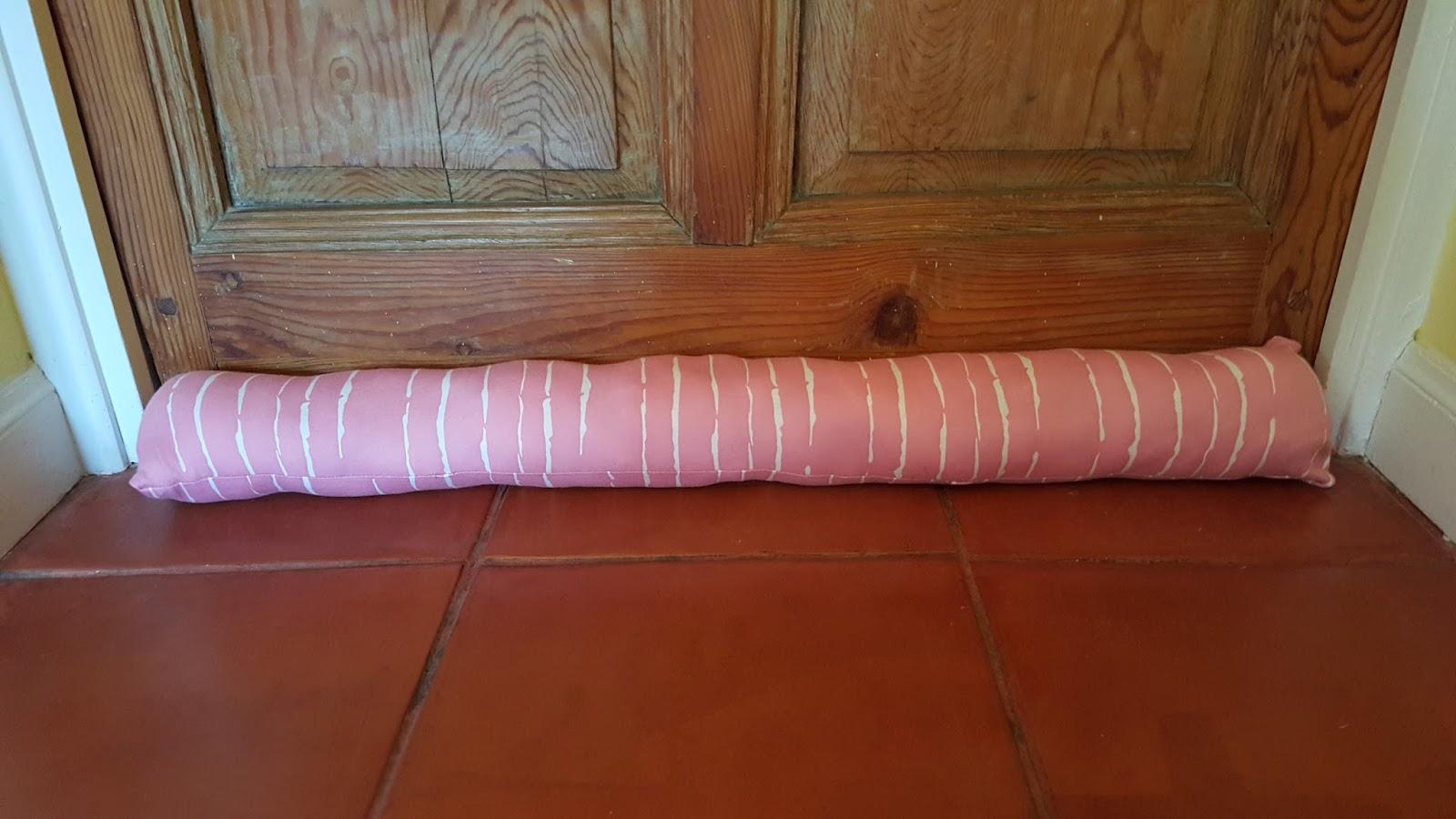 Bordados ganchillo y punto burletes para puerta - Burlete para puertas ...