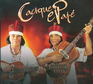 Cacique e Paj� - 2004
