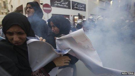 Bahrain Buru Syiah Seperti Tikus