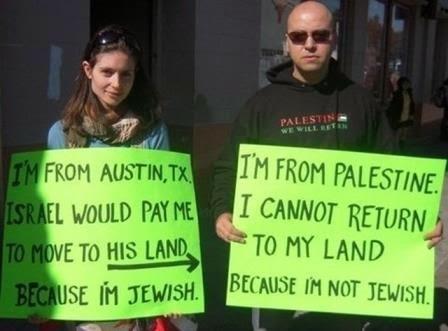 Direito ao retorno dos palestinos