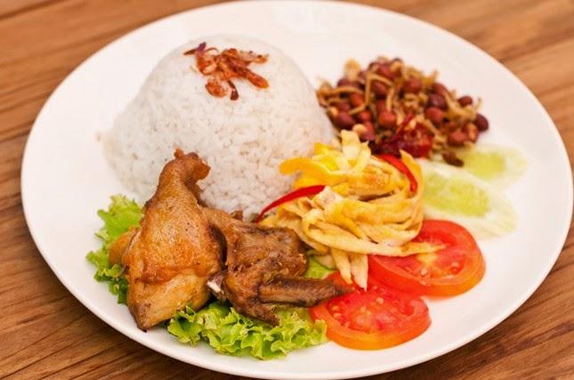 Resep nasi uduk spesial enak dan lezat