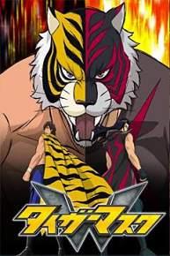 Tiger Mask W Temporada 1×10