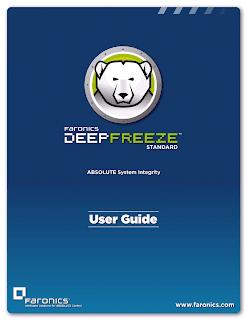 Cara Install Deep Freeze