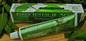 Pasta dental organica $120.00
