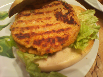 hamburgher vegetariani