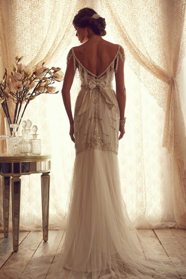 Wedding With Back Detail For 2017