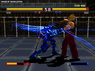 Bloody Roar 2 Playing Game