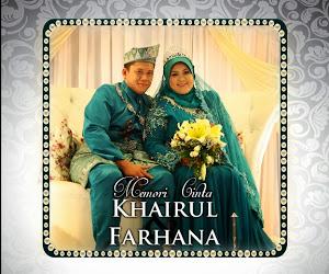 Majlis Persandingan Khairul & Farhana