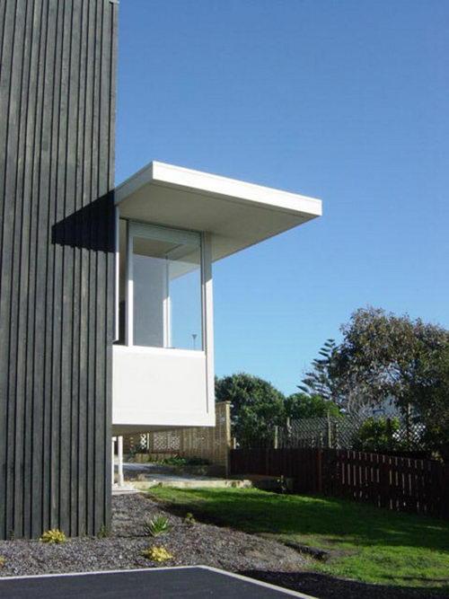 Waikanae House Facade Design