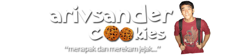 arivsander cookies