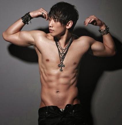 Rain Hot Body Muscle
