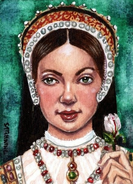 Catherine Howard,  No other will but his (Quinta Parte