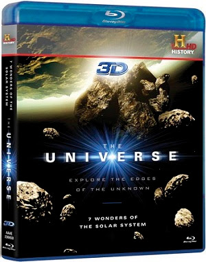 The Universe 3D: 7 Wonders of the Solar System (2010) BRRip 720p Half SBS Mediafire