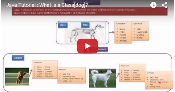 Java ee java tutorial what is a class dog for Object pool design pattern java