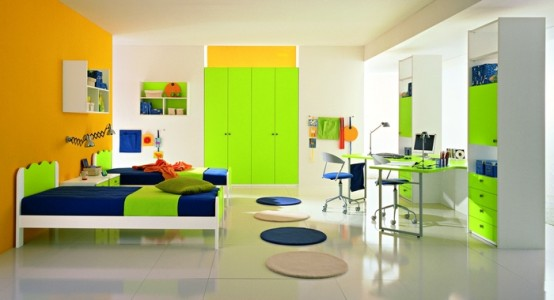 Boys Colors: Dekorasi kamar anak laki-laki ~ SCI