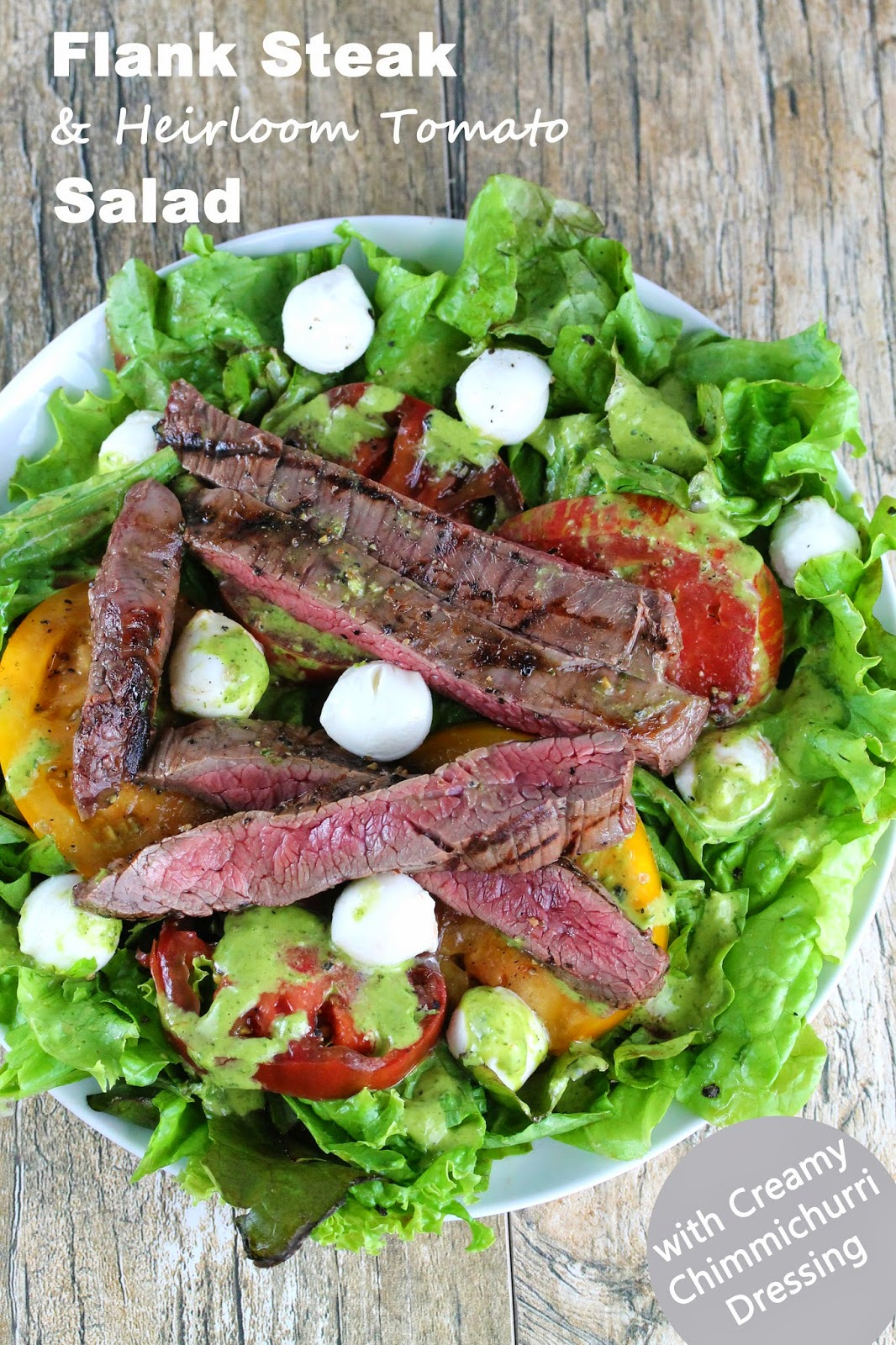 ... steak with bloody mary tomato salad recipe bloody mary tomato