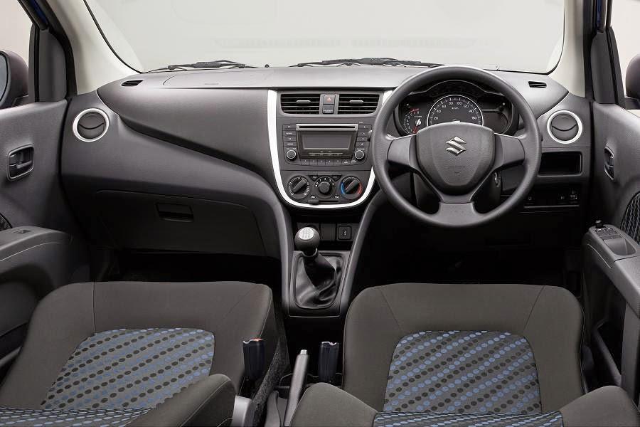 Suzuki Celerio (2015) Dashboard