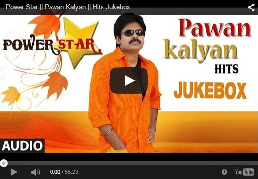 Power Star Pawan Kalyan Hits Jukebox