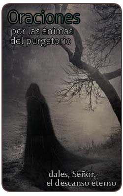Ánimas del purgatorio