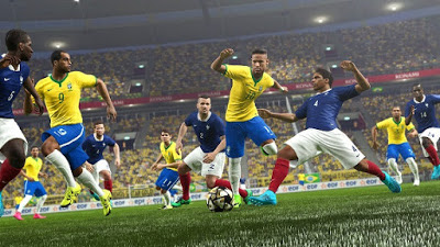 Pro Evolution Soccer (PES) 2016 Repack By R.G. Mechanics Full Version screenshot 3