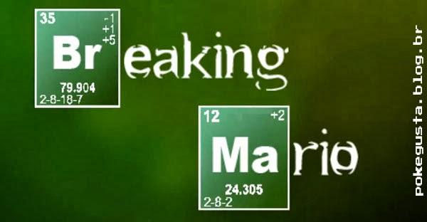 breaking mario