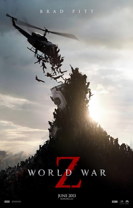ตัวอย่างหนังซับไทย - World War Z... แบร็ต พิทท์ เผชิญกับหายนะมหาวิบัติสงคราม Zombies !