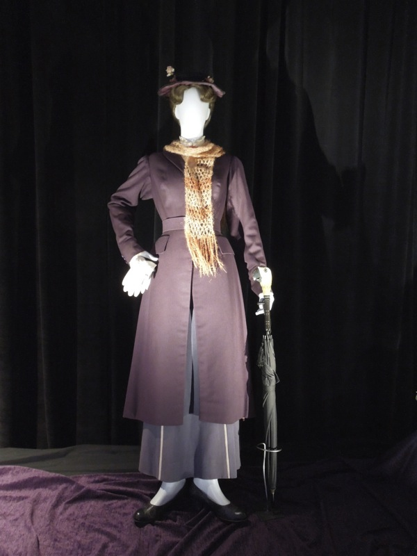 Original Mary Poppins movie costume