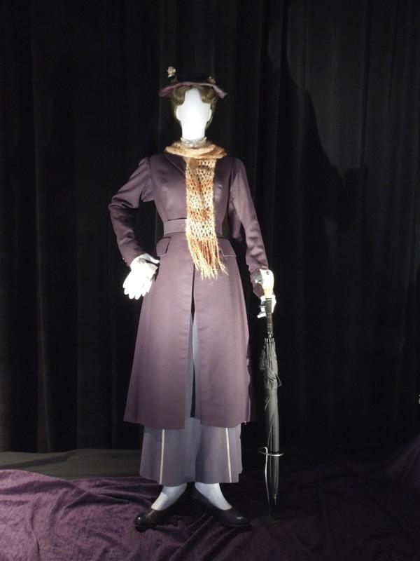 Original Mary Poppins movie costume