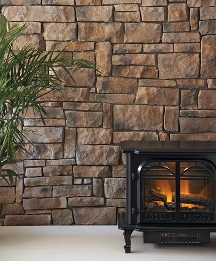 Design classic interior 2012 c mo limpiar una pared de piedra - Piedra paredes interior ...
