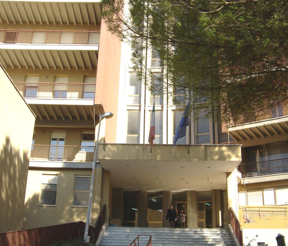 Interno 28 Apre L 39 Ospedale Distrettuale A Pontecorvo