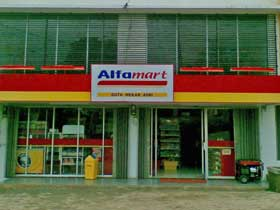 Peluang Usaha Bisnis Franchise Waralaba Alfamart 2012 Modal dan Informasi Biaya Harga