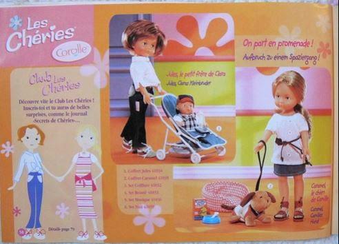 """Présentation et liste des poupées """"Chérie"""" de Corolle Cheries2003petitecatalogue3"""