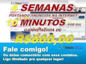 GANHE R$2000,00 POR MÊS POSTANDO ANÚNCIOS
